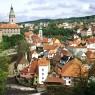 Český Krumlov + State chateau of Hluboká