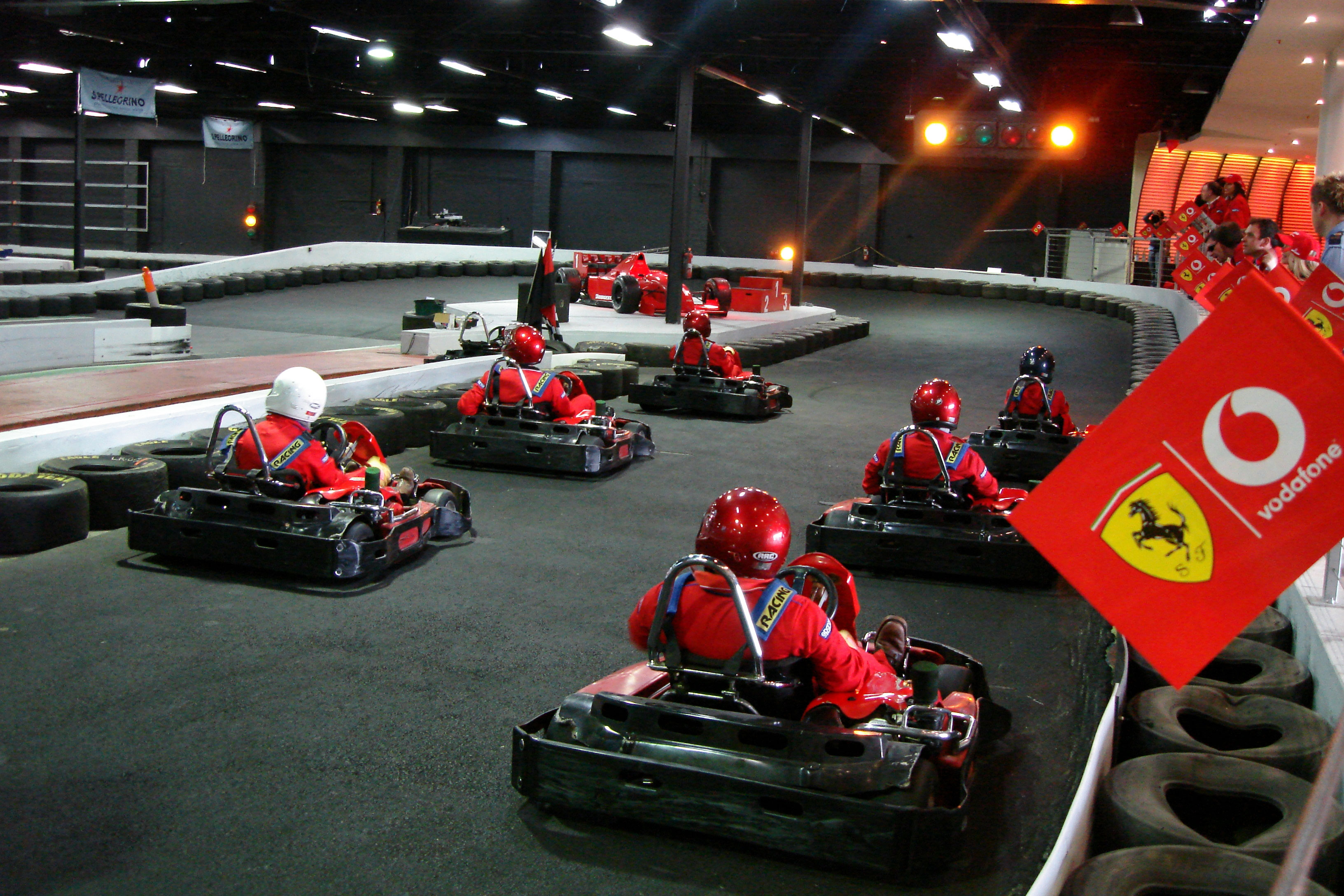 go karting Time to rev up, and go go karting, that is - a favorite past time of kids both young and old that combines a need for speed, competition, and fun in an exhilarating way.